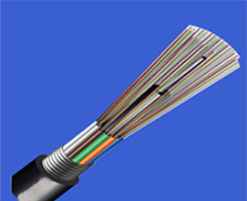 What is the difference between optical fiber and optical cable?