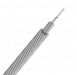 G652D Wiring Aerial Cable 12 Core OPGW Fiber Optic Cable