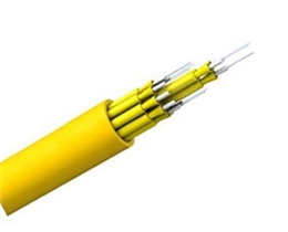 Single mode indoor branch cable
